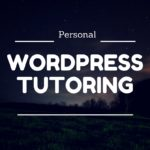 WordPress Tutoring by Glenn Louis Parker